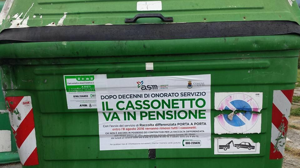 cassonetto